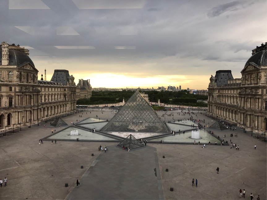 H/B/F 2017: Picasso and the Louvre