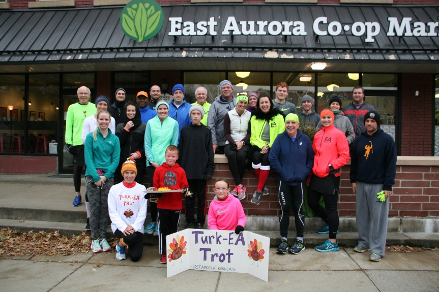 2nd Annual Turk-EA Trot